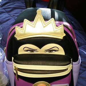 NEW Disney Evil Queen Backpack